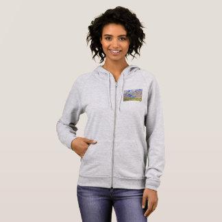 Nevada Colorado River Women's Zip Fleece Hoodie