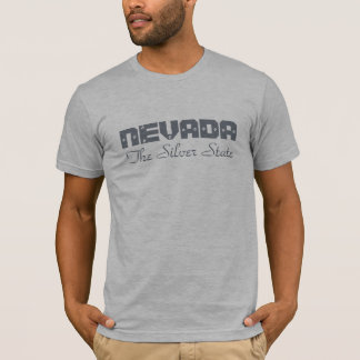NEVADA custom text clothing T-Shirt