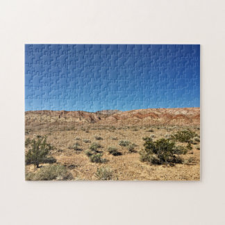 Nevada Desert Mountain Jigsaw Puzzle