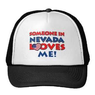NEVADA designs Mesh Hats