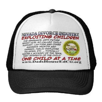 Nevada Divorce Industry.. Cap