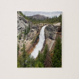 Nevada Falls Jigsaw Puzzle