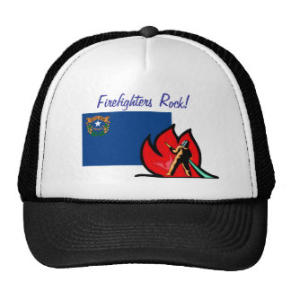 Nevada Firefighters Hat