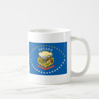 Nevada Flag (1915-1929) Basic White Mug