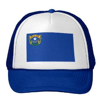 Nevada Flag Hat