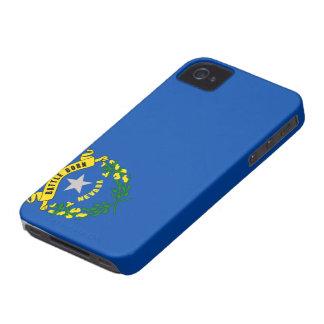Nevada Flag iPhone 4 Case