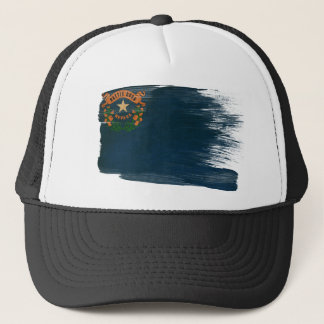 Nevada Flag Trucker Hat