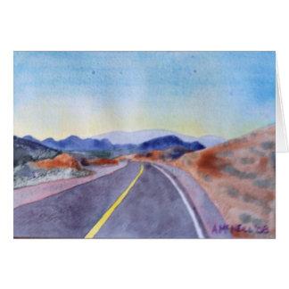 Nevada Highway Card