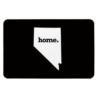 Nevada Home Rectangular Photo Magnet