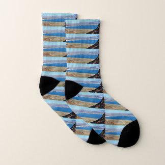 Nevada Hoover Dam Unisex Socks
