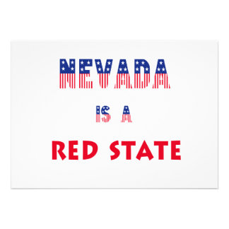 Nevada is a Red State Invite