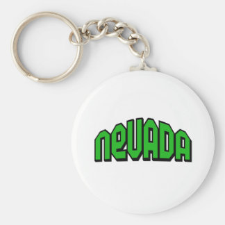 Nevada Key Ring
