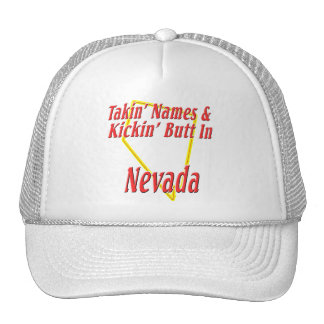 Nevada - Kickin' Butt Cap