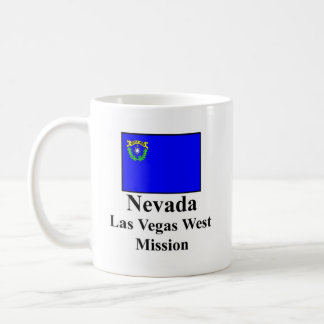 Nevada Las Vegas West Mission Mug