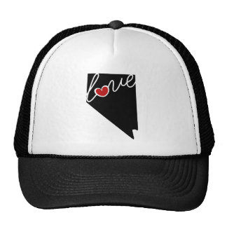 Nevada Love!  Gifts for NV Lovers Cap