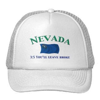 Nevada Motto Hat