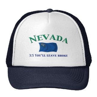 Nevada Motto Trucker Hats