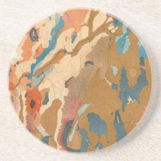 Nevada Plateau Geological Coaster