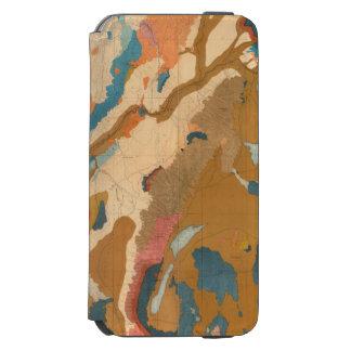 Nevada Plateau Geological Incipio Watson™ iPhone 6 Wallet Case
