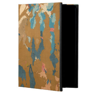 Nevada Plateau Geological iPad Air Cases