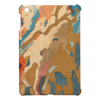 Nevada Plateau Geological iPad Mini Cover