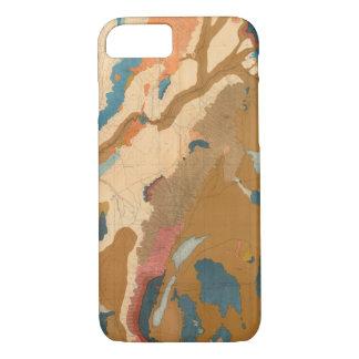 Nevada Plateau Geological iPhone 8/7 Case