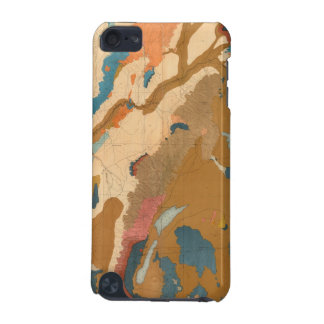 Nevada Plateau Geological iPod Touch (5th Generation) Covers