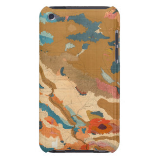 Nevada Plateau Geological iPod Touch Cover