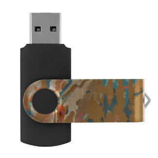 Nevada Plateau Geological USB Flash Drive