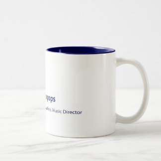 Nevada Pops Logo Mug