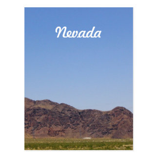 Nevada Post Cards