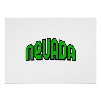 Nevada Posters