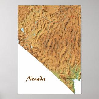 Nevada Print