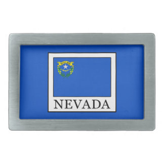 Nevada Rectangular Belt Buckles
