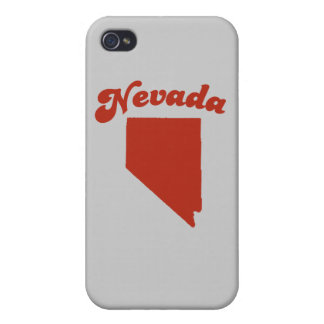 NEVADA Red State iPhone 4/4S Cover