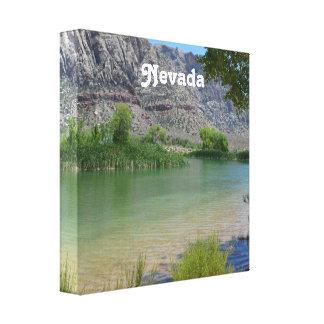 Nevada River Canvas Prints