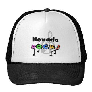 Nevada Rocks Hats