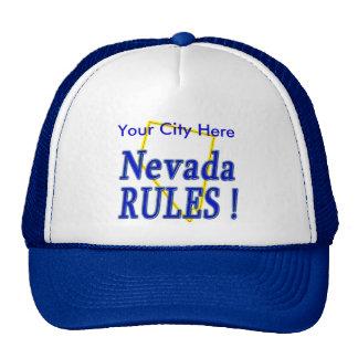 Nevada Rules ! Cap