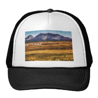 Nevada - Southwestern Cargo Train Trucker Hat