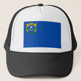 nevada state flag united america republic symbol trucker hat