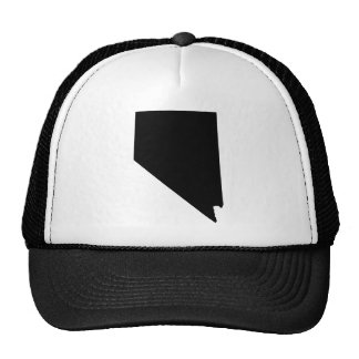Nevada State Outline Cap