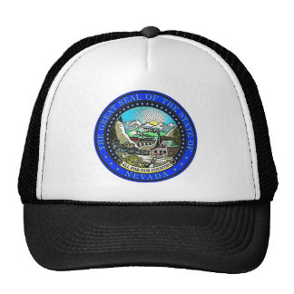 Nevada State Seal Hats