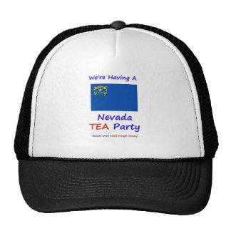Nevada TEA Party - We're Taxed Enough Already! Cap