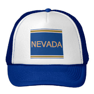 Nevada Trucker Hat - Cap