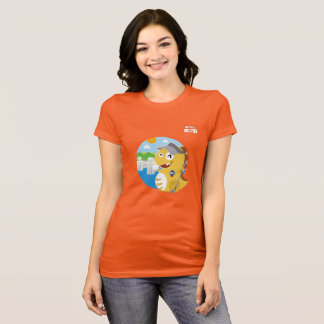 Nevada VIPKID T-Shirt (orange)