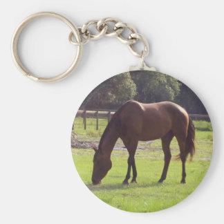 nevaeh basic round button key ring