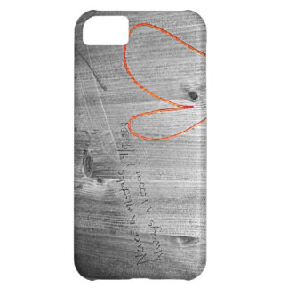 Never a Mistake iPhone 5C Case
