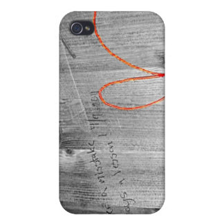 Never a Mistake iPhone 4/4S Cover