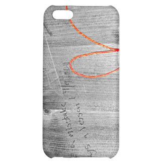 Never a Mistake iPhone 5C Cases