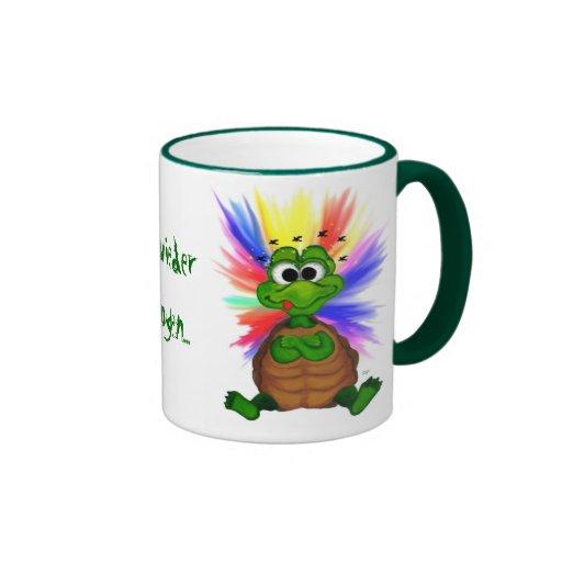 Never again drugs coffee mugs